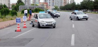 Geri Park etme özürlü Ehliyet adayları düşündürüyor