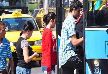 Toplu taşıma, bayramda indirimli olacak