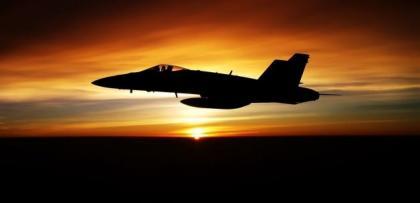 turk jetlerinden isid'e hava bombardimani