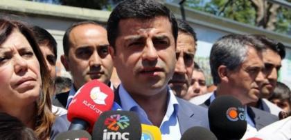 Demirtaş'a göre HDP bir direniş hareketiymiş!