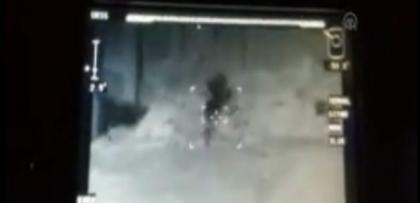 Diyarbakır'da teröristlerin gebertilme anları kamerada