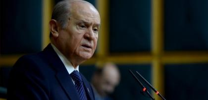 devlet bahceli'den hukumete destek