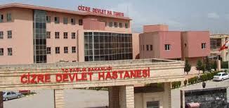 PKK, Cizre Devlet Hastanesi'ne roketle saldırdı