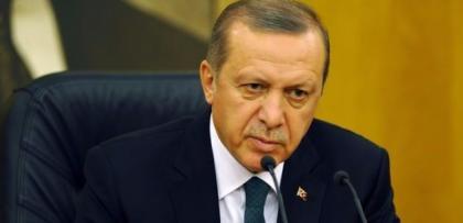 """Erdoğan: """"DAEŞ bahanesi, at izinin it izine karıştığı trajik bir oyun"""""""