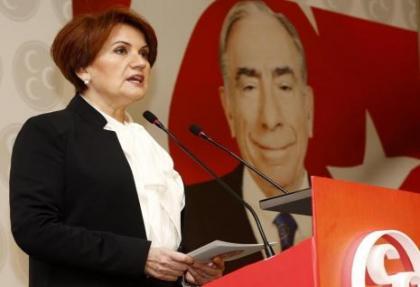 """Meral Akşener'den Bahçeli'ye: """"Cemaat diye bir şey kalmadı, dağıldı"""""""
