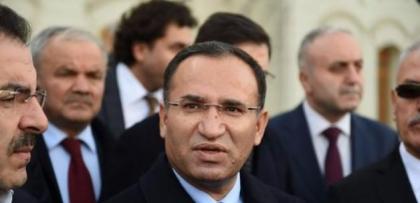"""Adalet Bakanı Bozdağ açıkladı: """"Bildiriyi PKK hazırladı"""""""