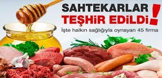 Mideniz bulanacak! Vatandaşa yedirilen et, süt, gıda ve takviye ürünler