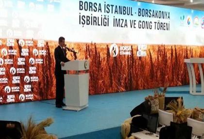 basbakan davutoglu 'yeni borsa'nin mujdesini verdi