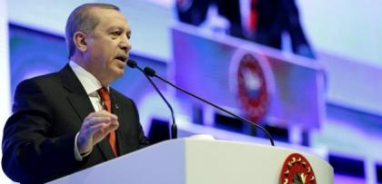 """Erdoğan, ABD'ye duyması gerekeni söyledi: """"Tarafını seç!"""""""