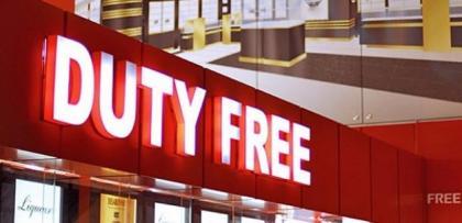 Gümrüksüz satış rakamları 1 milyar euro üstüne çıktı