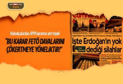 AYM'deki yetkisiz FETÖ'cülerden SKANDAL Can Dündar kararı