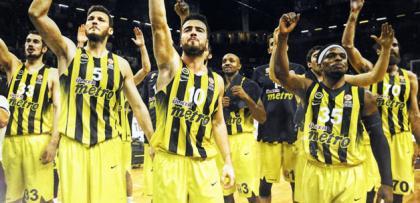 Erkekler Basketbol Türkiye Kupası Fenerbahçe'ye