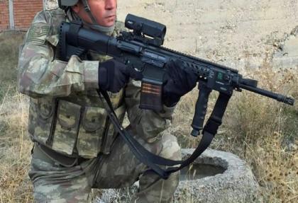 Yerli tüfek MPT-76 müthiş! Dünyada NATO'nun 42 testini sadece o geçiyor