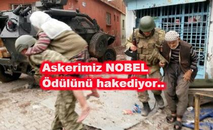 """Genelkurmay: """"Askerimiz Nobellik operasyon yapıyor"""""""