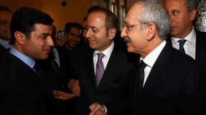 """Erdoğan tuzağı ters tepti: """"CHP ve HDP'liler Lahey'de yargılanabilir"""""""