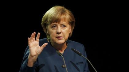 """Merkel akıllandı: """"Türkiye'siz çözüm olmaz"""""""