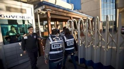 Naksan Holding'e FETÖ operasyonu: 9 gözaltı!
