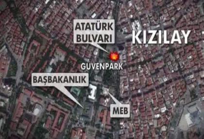 Ankarada büyük patlama! 27 ölü 75 yaralı