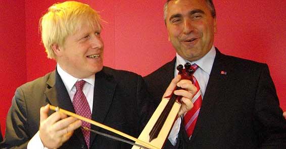 İngiltere'nin yeni Dışişleri Bakanı, bir Osmanlı torunu