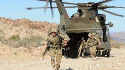 """""""İngiliz vatandaşlarını kurtarma"""" adıyla operasyon için G.Kıbrıs'a gelmişler"""