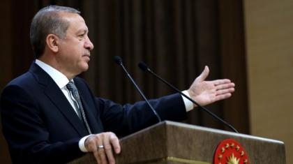 cumhurbaskani erdogan avrupa'ya resti cekti!