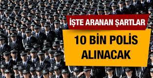 Bakan açıkladı! Yeni alınacak 10 bin polis için KPSS puanı
