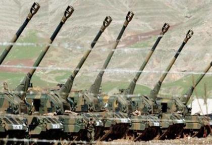 ABD'nin şımarık piçi PYD'nin YPG'si, TSK tarafından vuruldu