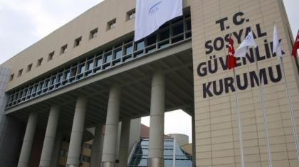 SGK'nın 31 il müdürü değiştirildi