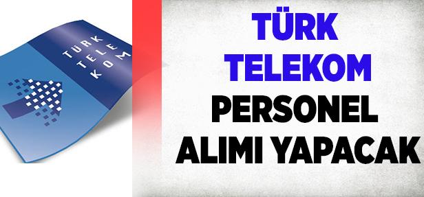 Türk Telekom Kasım 2016 Eleman alım ilanları