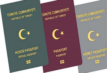 Yeni Pasaportlarda parmak izi dönemi
