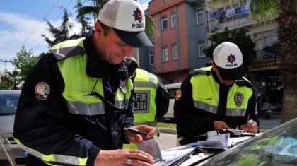 2017'nin trafik cezalari belli oldu