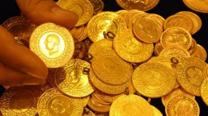 Altın, Şubat'tan bu yana en düşük seviyede!