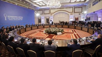 Tarihi ASTANA zirvesinde kritik gelişme