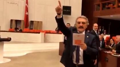 TBMM'de TERÖRİST HDP'lileri sayan vekile tokat gibi cevap