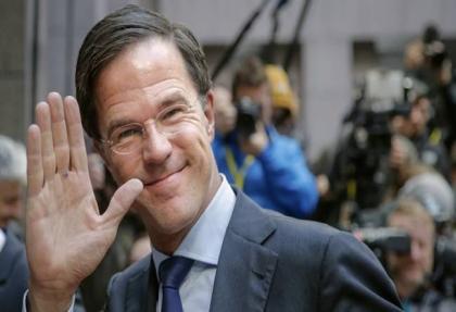 Hollanda aynı başbakana devam dedi. Rutte kazandı
