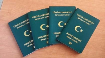 muthis haber geldi! yesil pasaportla...