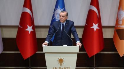 """Erdoğan: """"Fasılları açmaktan başka çareniz yok"""""""