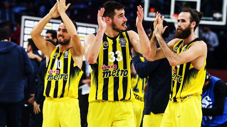 ve Fenerbahçe, destansı kupayı aldı