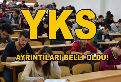YÖK, yeni üniversiteye giriş sınavının ayrıntılarını açıkladı