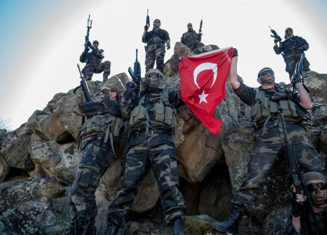 Afrin Operasyonu'nda mehmetçiğin seyir defteri