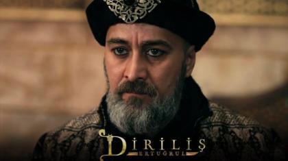 dirilis ertugrul'da emir sadettin kopek tarihte nasil can vermistir?