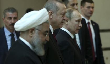 İngilizler yazdı! Erdoğan'lı Türkiye, ABD'nin Ortadoğu etkisini kırıyor