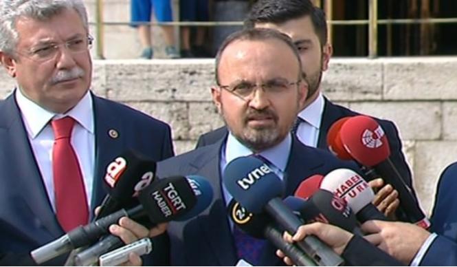 AK PARTİ, CHP ve MHP'den bedelli askerlik açıklaması