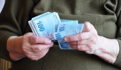 Emeklinin ek ödemesi de arttı.. İşte son Temmuz maaşları..