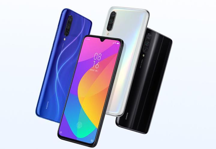 Xiaomi'nin son üyeleri Mi CC9, CC9e ve CC9 Meitu Edition tanıtıldı