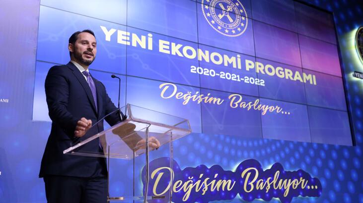 Berat Albayrak Yeni Ekonomi Programını açıkladı