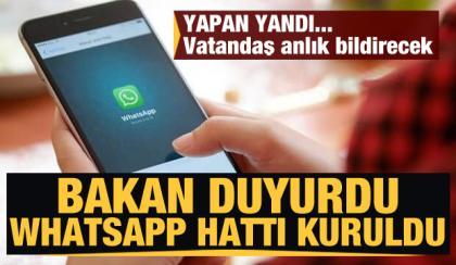Gıda şikayetleri için WhatsApp hattı açıldı.. İşte numara..