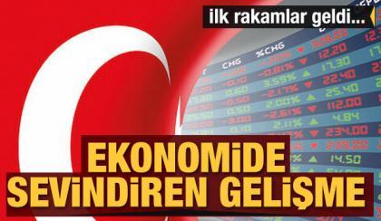 Ekonomide Türkiye baharı başladı! İşte ilk rakamlar...