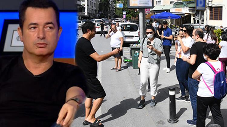 Dominik'de mahsur kalan ACUN'a Türkiye'de büyük sevgi..