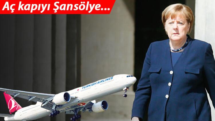 Alman ve Türk Turizmini baltalayan MERKEL'e Ankara'dan tepki